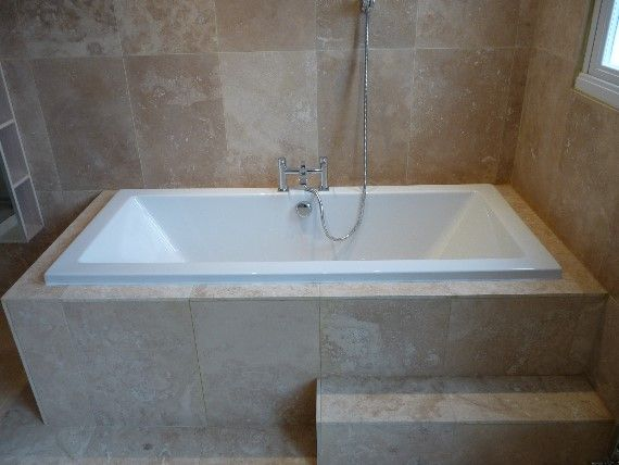 Lovely Wet Room With Tub And Shower Together | Sutton Wet Room U2013 Bath Step