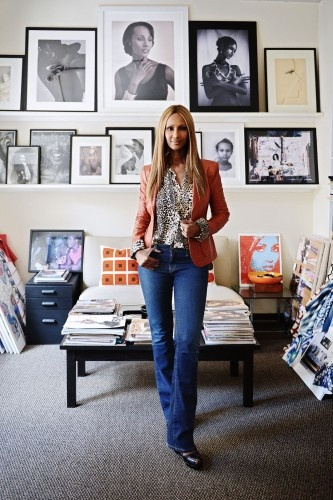 Iman's Secrets To Staying Forever Young, from Refinery 29! 57 never looked so good..