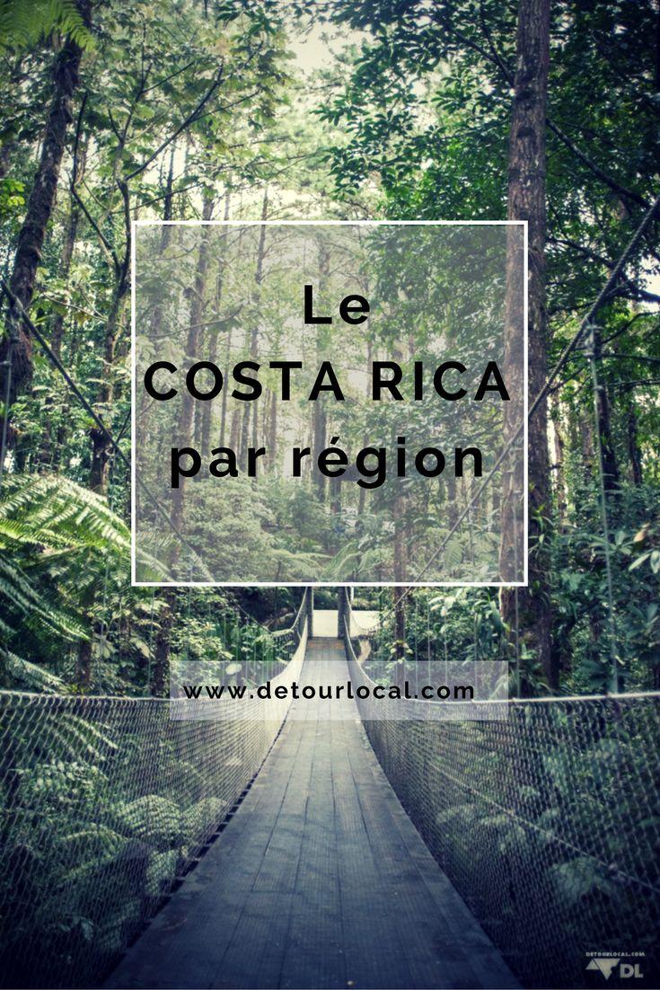Nos immanquables du Costa Rica -- www.detourlocal.com