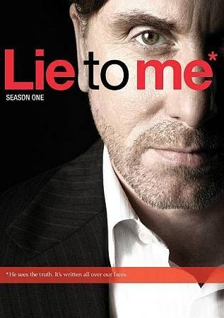 Lie To Me Season One  (4-Disc Set) DVD