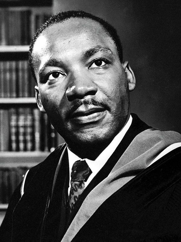 """Martin Luther King  """"Never forget that everything Hitler did in Germany was legal."""""""
