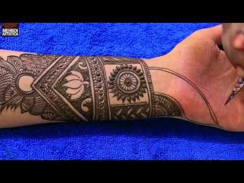 Mehndi Wolf Tattoo : Best mahendi images henna tattoos hennas and