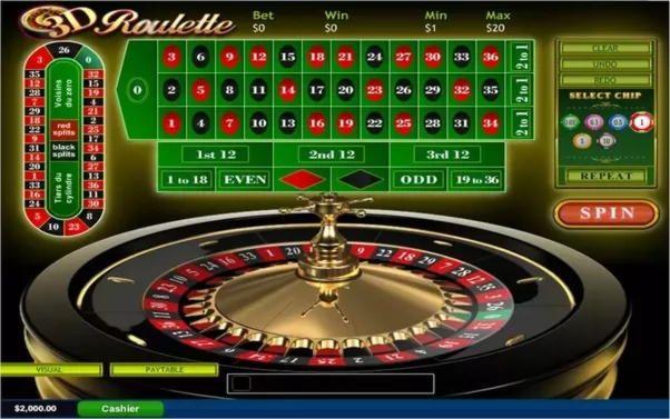 Types Of Gambling Games