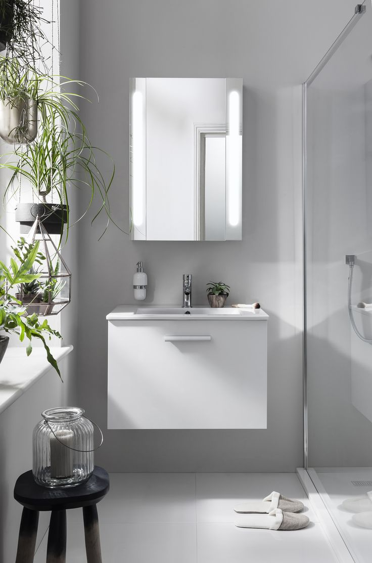 Bathroom units uk - Embrace The Popular Style In Your Bathroom With Our Bauhaus Design 70 White Gloss Unit Basin Was 755 Now 465 Http Www Crosswater Sale Co Uk Product