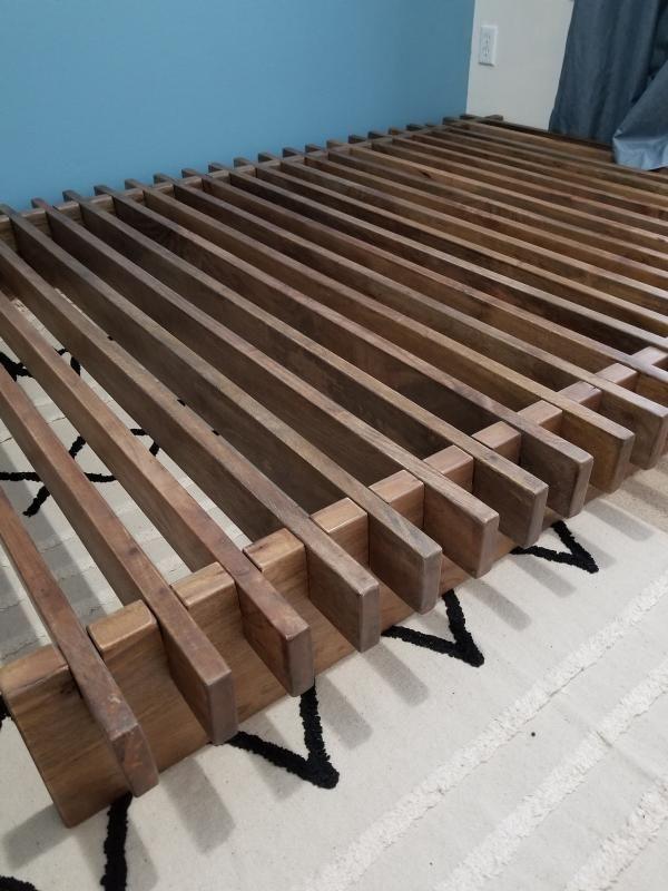 10 Ways To Make Your Own Platform Bed With Storage Craft Coral Diy Platform Bed Platform Bed Plans Platform Bed