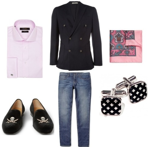 Style rebelStyle Rebel, Post, Cutaway, The Rules, Collars Shirts