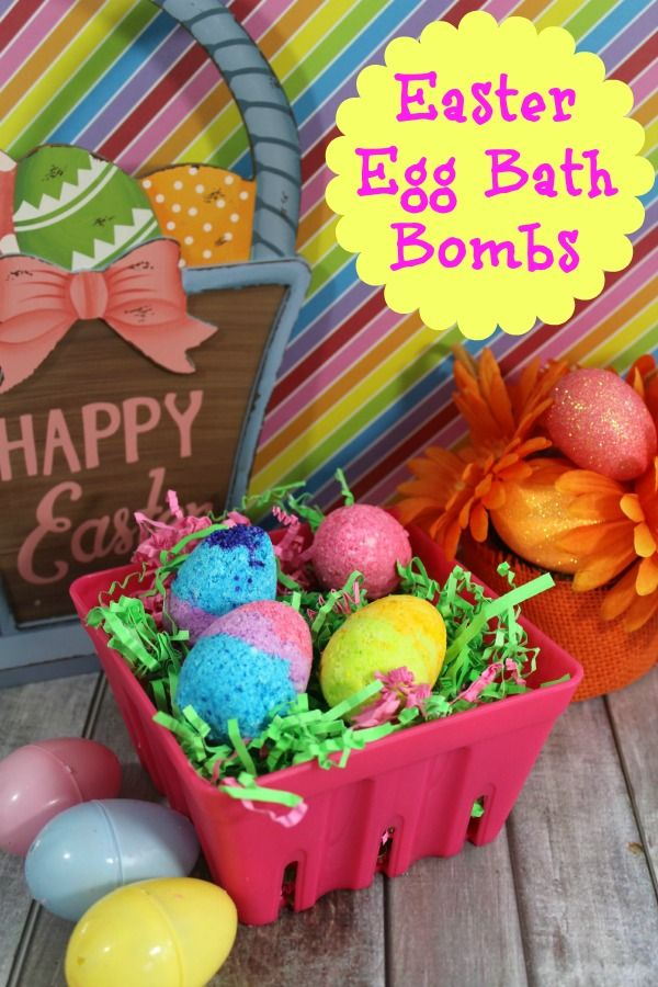 The 25 best easter gift for adults ideas on pinterest easter easter egg bath bombs tutorial the perfect easter gift for adults negle Gallery