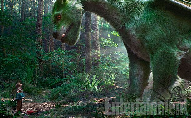 Well now, thanks to an exclusive first look over at Entertainment Weekly, we have our first full look at Pete's new dragon. | The New…
