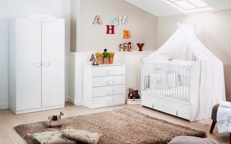 #babycotton #bebekodası #beyaz #mavi #blueroom #blue #whiteroom #babyroom #white #dekorasyon #decoration