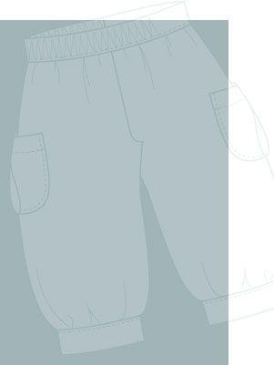 Minikrea - symønstre