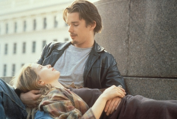 I'm a hopless romantic.. probably why i love this movie - Before Sunrise