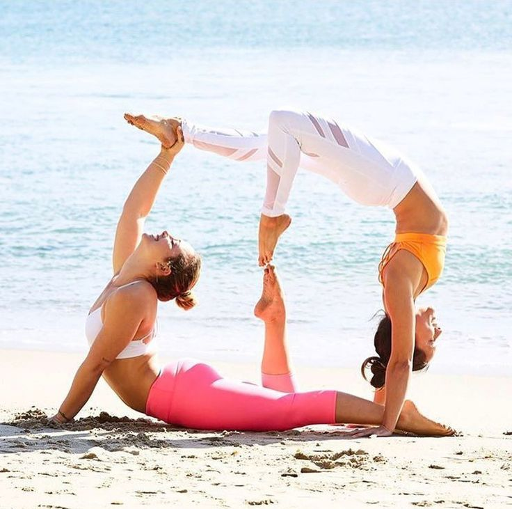 #yoga #yogainspiration (Fitness Inspiration Couples)