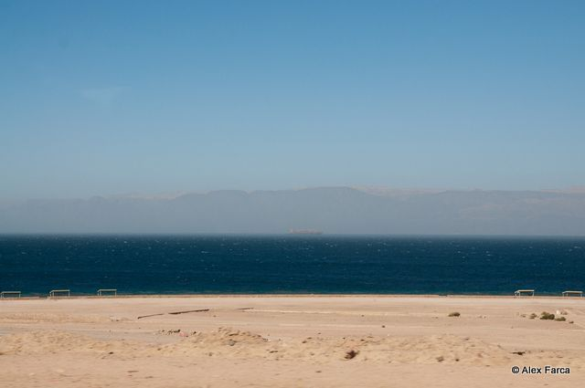 Red Sea, Jordan