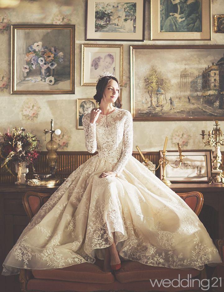 [2018 S/S Dress 2] 절제된 화려함과 우아한 세련미가 돋보이는 디블리스 코리아