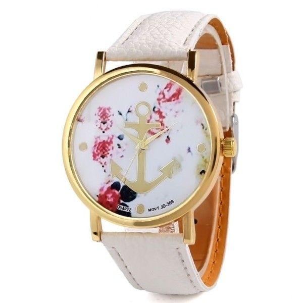 Reloj ancla de flores Está temporada los relojes con motivos florales son tendencia. Sí quieres estar a la moda, cómo las fashion Bloggers influencers, adquiere accesorios con motivos florales.…