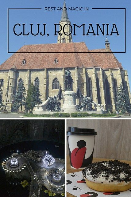 5 resons to visit Cluj, Romania, including salt mines, chill parks and cafes, and -- of course -- donuts. If you're planning a trip to Transylvania, be sure to check out my Cluj Napoca suggestions here!