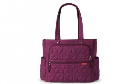 Berry Forma Pack And Go Diaper Tote By Skip Hop