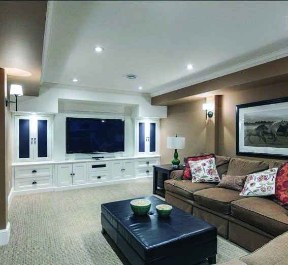 The Ultimate Guide Basement Ideas Home Theater Just On