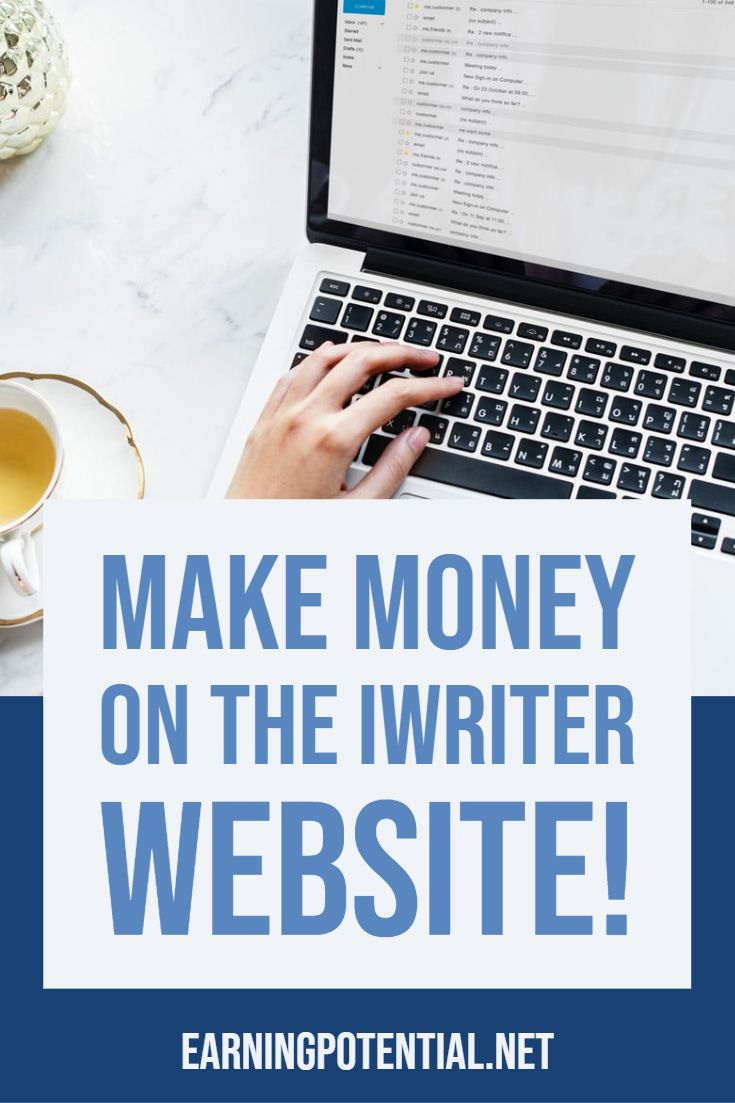 With this website writers can make real money! – Work From Home