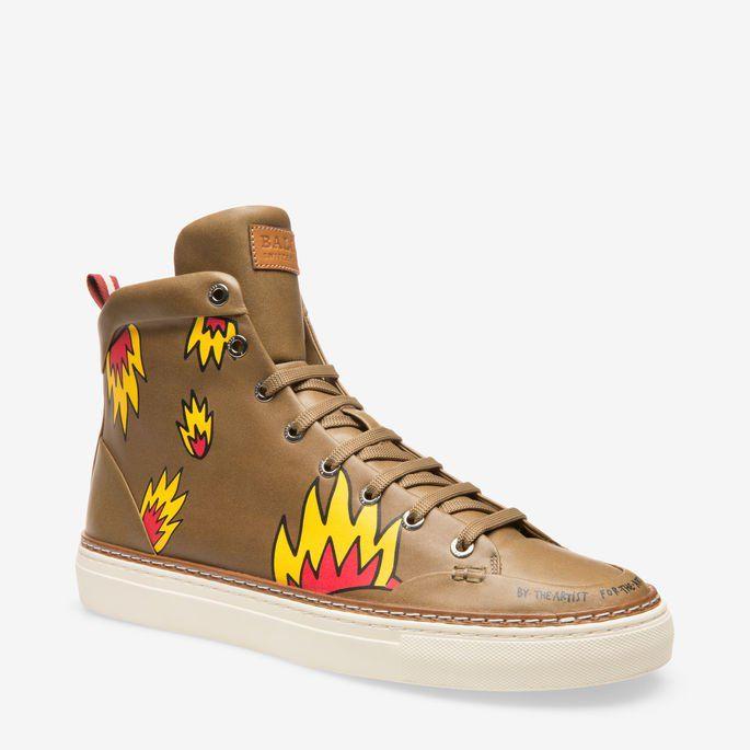 HERCULES| Men's sneakers | Bally x Swizz Beatz