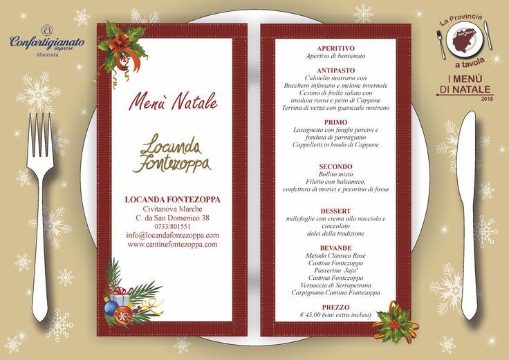 Uno strumento informativo incentrato sui piatti natalizi  Confartigianato Imprese Macerata arricchisce la propria offerta dedicata al mondo della ricettività, dell'accoglienza e della ristorazione, e promuove un nuovo progetto legato ai menù della tradizione. Nasce così I MENU' DI NATAL