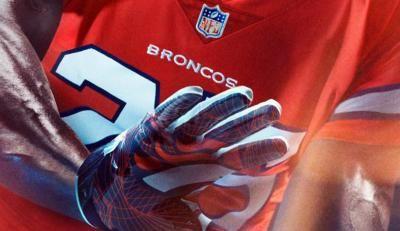 Broncos Color Rush uniforms debut tonight. 10/13/16