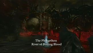 """In ancient Greek mythology, Acheron was known as the """"river of woe"""", and was one of the five rivers of the Greek underworld. In the Homeric poems the Acheron was described as a river of Hades, into which Cocytus and Phlegethon both flowed."""