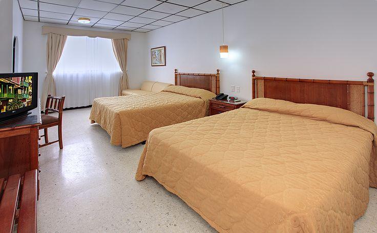 Habitación Hotel Cartagena Plaza