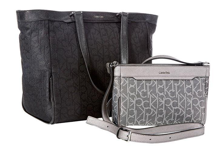 Calvin Klein Jeans, 1. krs. JEN-logo laukkusarja alkaen 129,90 €.  Useita eri malleja. Värit musta, hopeanharmaa ja taupe.  Tyylikäs lahja naiselle.