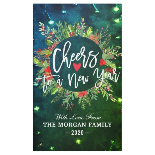 merry christmas happy new year holiday santa party banner