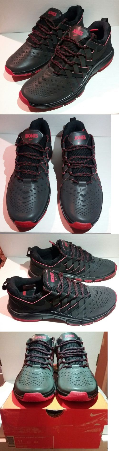 Mixed Martial Arts MMA 177913: Jon Jones ~ Nike (Free Trainer) 5.0 **Bones** First Edition! Limited! Size 11 -> BUY IT NOW ONLY: $299.99 on eBay!