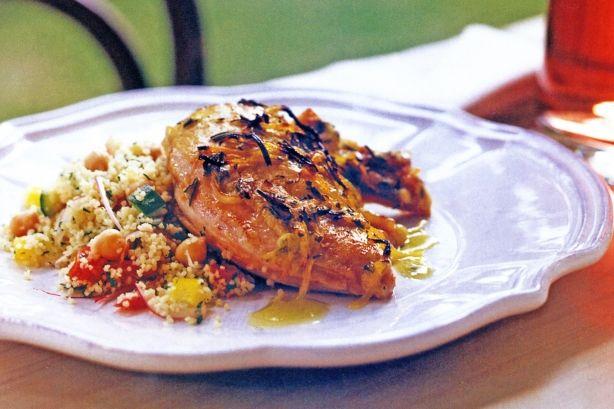 Couscous salad main image