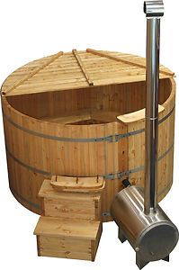 Jogi-Barrel-Log-Burning-Wooden-Hot-Tub-Wood-HotTub-Spa-IN-STOCK