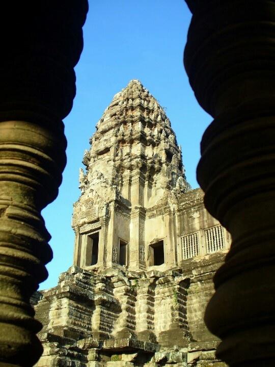 Angkor Wat's Inner Temple