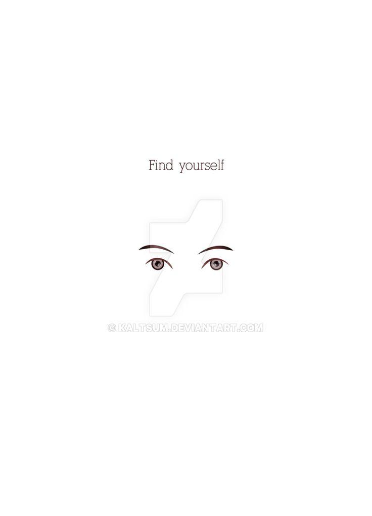 Find Self by kaltsum.deviantart.com on @DeviantArt