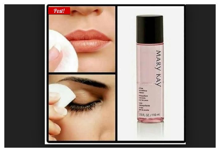 Mary Kay Augen Make Up Remover Erfahrungen    Make Up Produkte