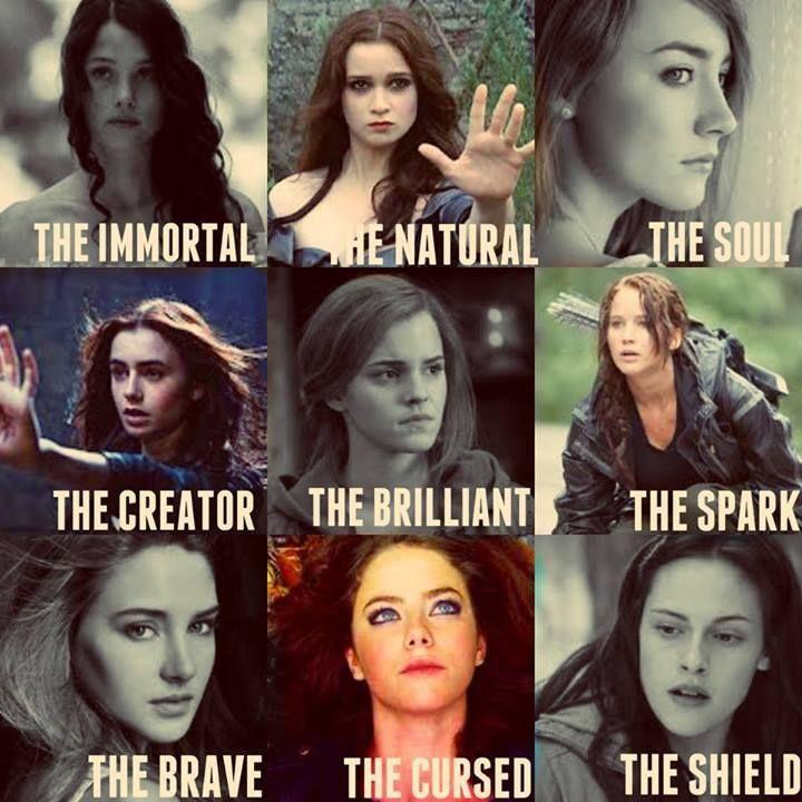 hunger games  vs vampire academy | ... Harry Potter - Hunger Games - Divergent - The Maze Runner - Twilight