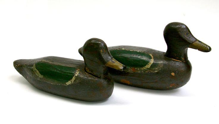 folk art duck - Google Search
