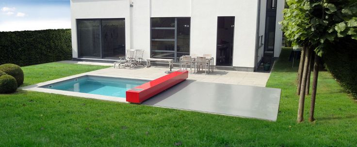 17 best images about zwembad on pinterest for Abrisud pool covers