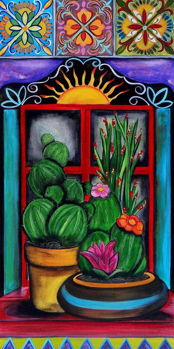 Fichas de cactus
