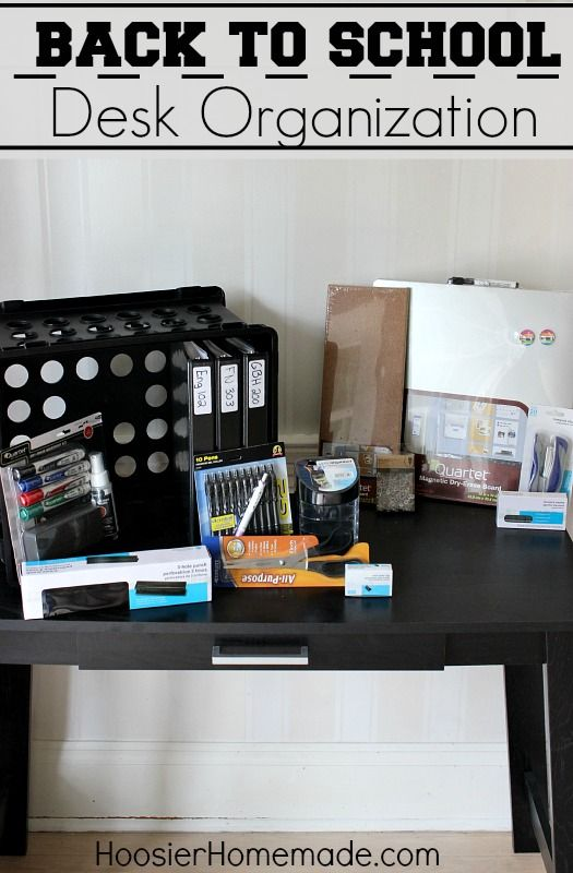 best 25 school desk organization ideas that you will like on pinterest college desk organization study desk organization and college organization - Desk Organizing Ideas