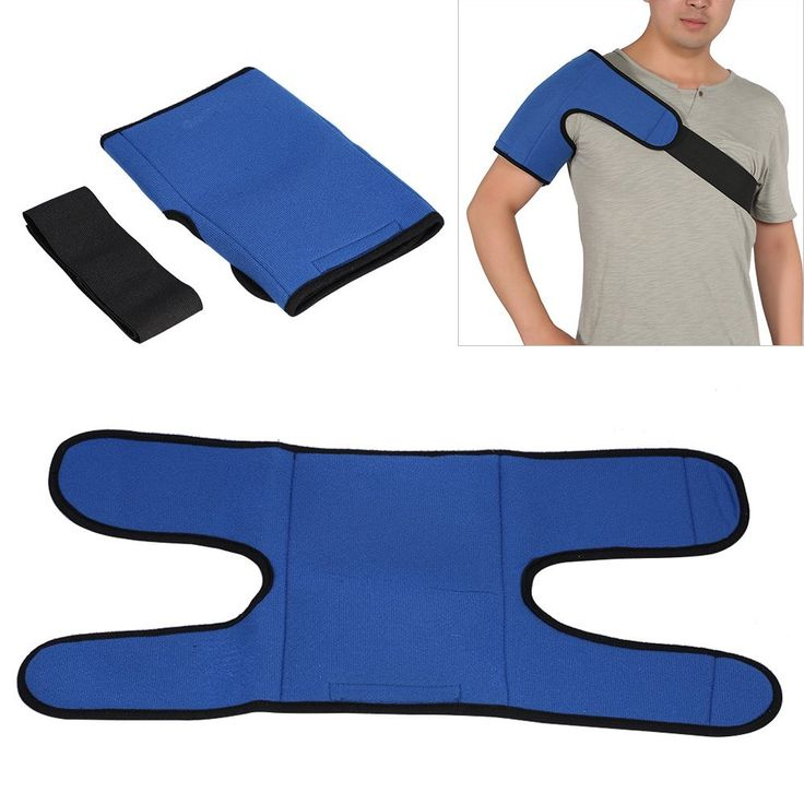 Ice Pack,Hot Cold Pack Reusable and Adjustable Hot / Cold Gel Shoulder Physiotherapy for Injuries with Compress Wrap to Relieve Pain: Amazon.co.uk: Health & Personal Care