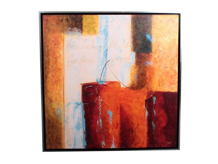 Pintura 110 x 110cm