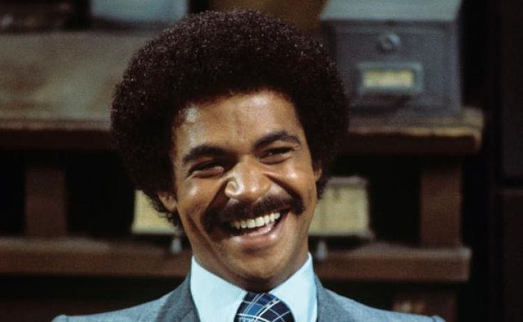 """Ron Glass - I had SUCH a huge crush on him back in those """"Barney Miller"""" days. <3"""