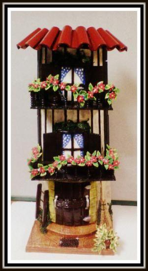276 best images about tejas decoradas on pinterest - Como decorar tejas rusticas ...