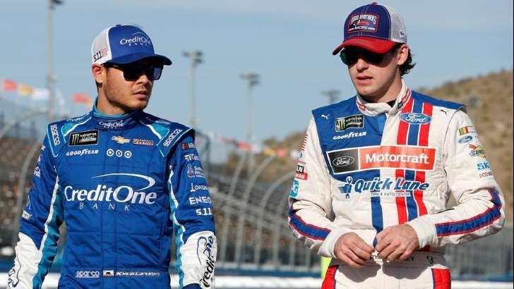 NASCAR's 'young guns' are confident they can step in for retiring stars — including Dale Jr.  -  April 29, 2017