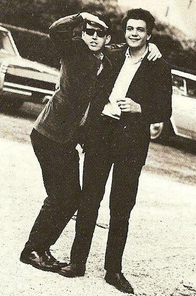 Paul Butterfield & Mike Bloomfield
