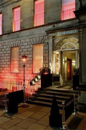 Tigerlily (Edinburgh, Scotland) - Hotel Reviews - TripAdvisor