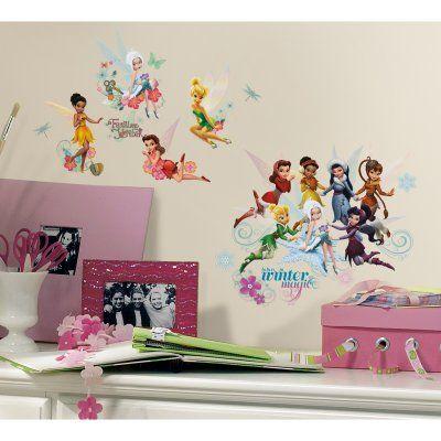 Disney Fairies - Secret of the Wings Peel & Stick Wall Decals - RMK2058SCS