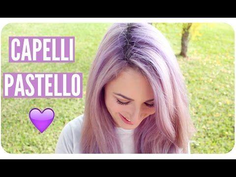 Come fare e mantenere i capelli PASTELLO! ☆ - YouTube